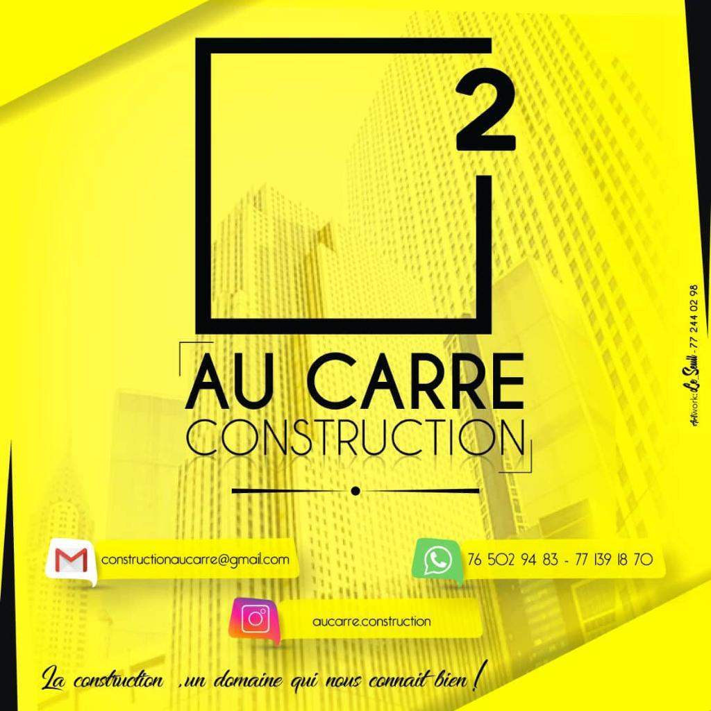 Au carré construction