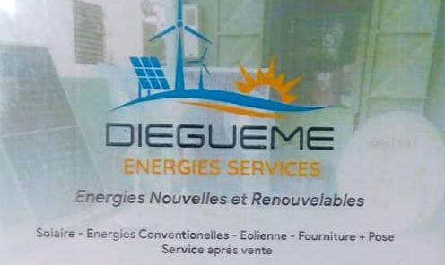 DIEGUEME ENERGIES SERVICES