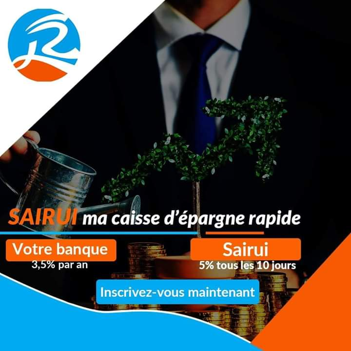 Sairui business Sénégal